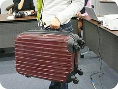ニッセントラベルキャリーバッグ