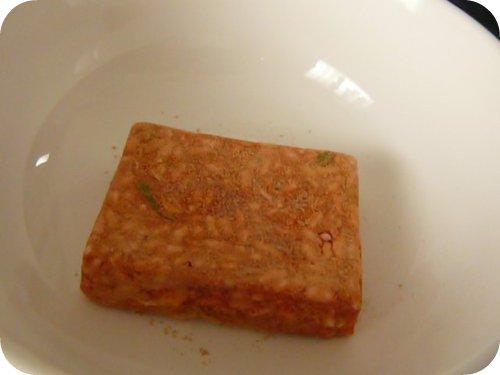 ちょいカロ雑炊 韓国風豚キムチ雑炊1