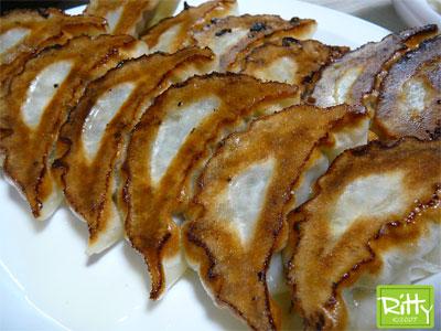 GyoZ(ぎょうず)の焼き餃子の参考画像