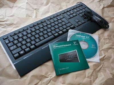 ロジクール Illuminated Keyboard