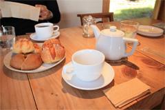 パンとカフェの店「nagi」のパン