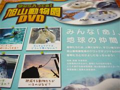 ケロッグ・ココくんのチョコワの旭山動物園のDVD内容