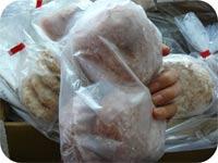 楽天市場「ゆうぜん」の無添加冷凍ハンバーグ