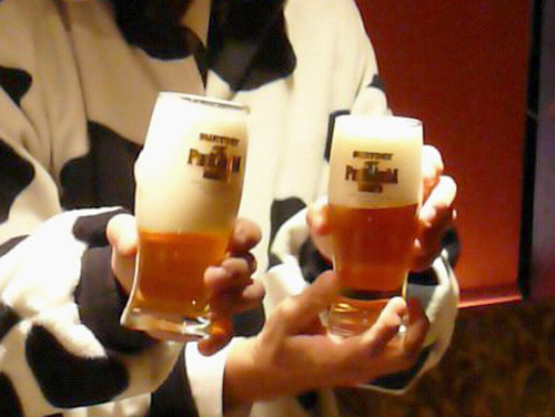 ビールの旨い注ぎ方(動画レビュー)の一枚目の画像