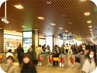 illy近鉄京都駅前
