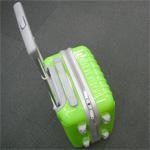 ニッセンキャリーバッグの新色グリーン