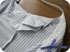 ベルメゾンで購入した汗とりキャミソールの汗取りパッド
