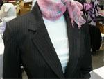 P.S.FA(パーフェクトスーツファクトリー)のレディーススーツ