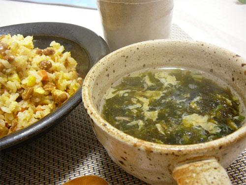 もずくのスープ@森下仁丹の感想は「美味しい」につきるの一枚目の画像