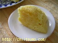 ホットケーキミックスで作ったパンケーキ