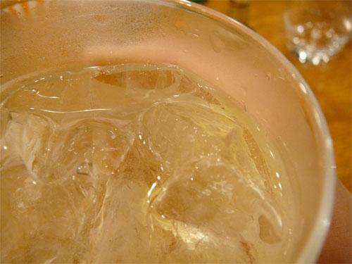 ハイボールの作り方とウイスキーとおつまみのメモの参考画像