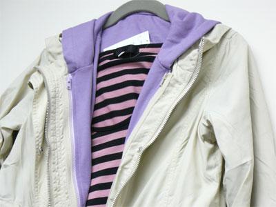 ニッセンの洋服