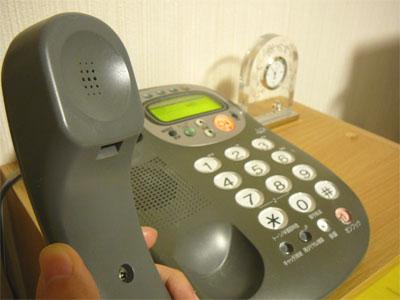 フリートークのイメージ写真「電話」