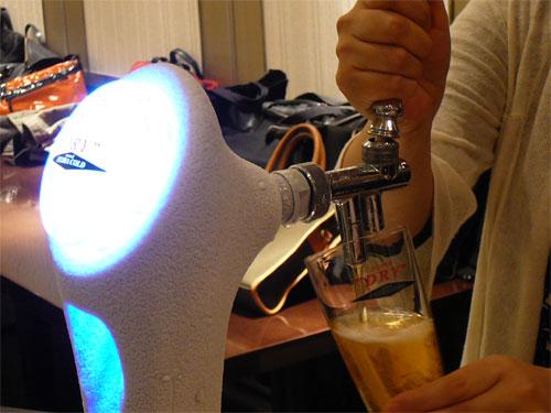 「氷点下」というスーパードライの新しい飲み方は一飲の価値ありの参考画像