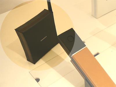 amadanaのコードレス電話機の親機