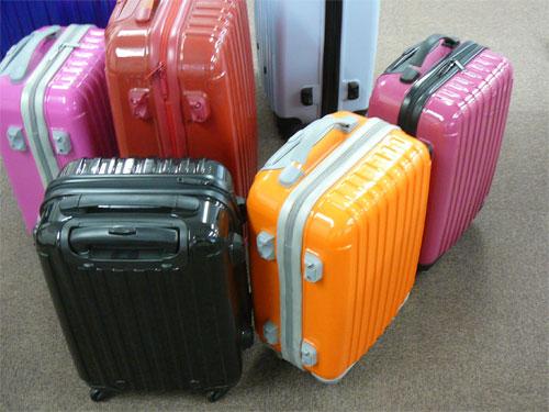 ニッセンの格安スーツケースは壊れにくく修理サービスもあるの参考画像