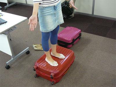 ニッセンの格安スーツケース