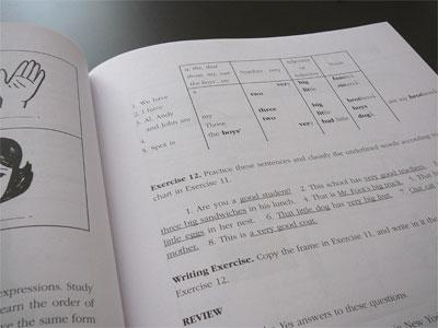 英語学習用に購入したテキスト