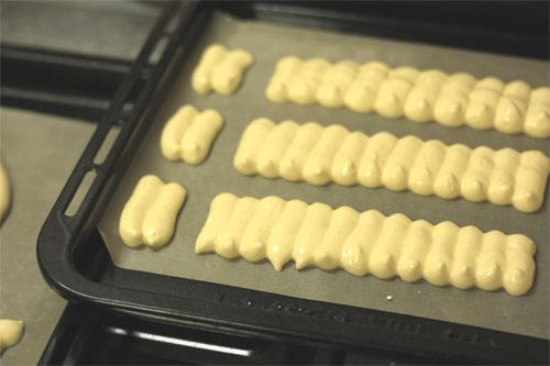 無印良品のケーキキット*失敗例と作り方メモの一枚目の画像