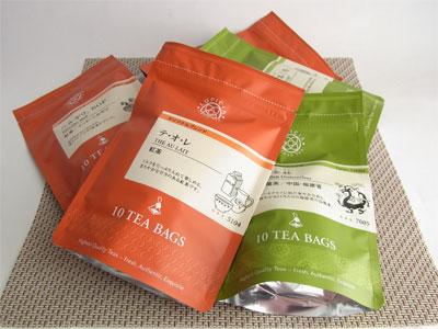 ルピシアの福袋2011 テーバッグ(クラッシック)