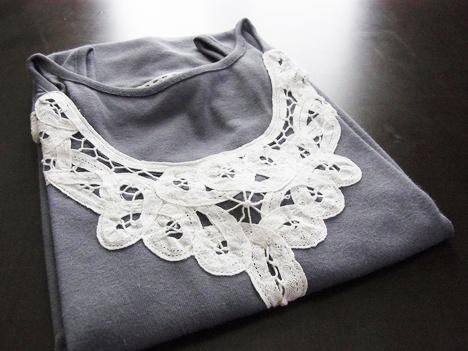 ベルメゾンネットの汗取りインナーは綿混が充実の一枚目の画像