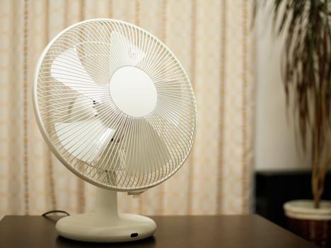 プラスマイナスゼロの扇風機の感想-デザインと機能と-の参考画像