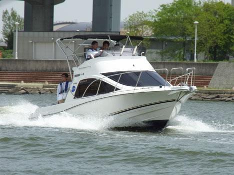 ヤマハ マリンクラブ・シースタイルのレンタルボート乗船体験(2)の一枚目の画像