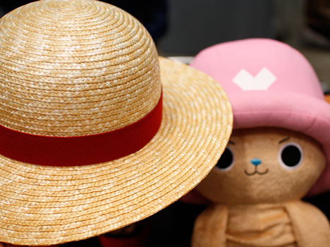 田中帽子店のルフィの麦わらのディテールの一枚目の画像