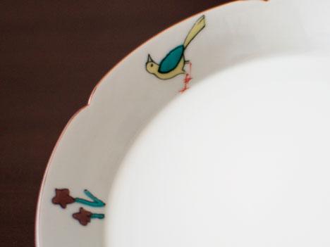 KUTANI SEALのお皿