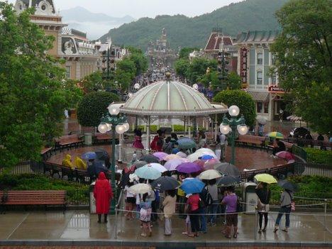 関空発の香港ディズニーランド旅行記(3)香港DLならでは??の話の一枚目の画像