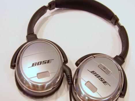 痛くなかったオンイヤーヘッドフォン。Bose QuietComfort 3の感想。の一枚目の画像