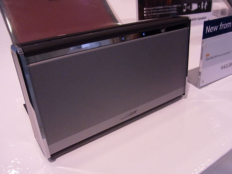 BOSE サウンドリンク ワイヤレス モバイル スピーカーの一枚目の画像