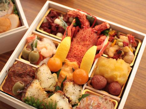 大丸・松坂屋の料理研究家「藤野真紀子さん」監修 生(冷蔵)おせち
