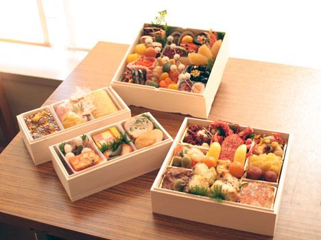 通販できる大丸・松坂屋の生(冷蔵)おせちを食べた感想(1)の一枚目の画像