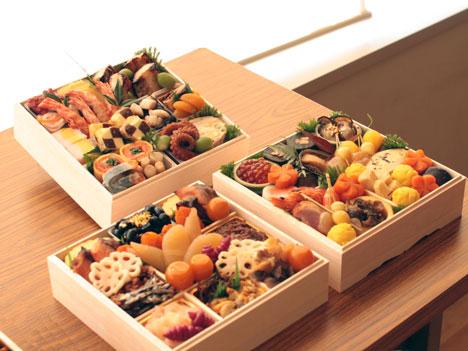 通販できる大丸・松坂屋の生(冷蔵)おせちを食べた感想(2)の一枚目の画像