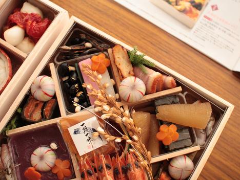 通販できる大丸・松坂屋の生(冷蔵)おせちを食べた感想(3)の一枚目の画像