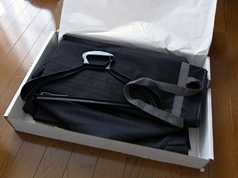 三度目のスーツ購入@P.S.FA。サイズ違いで交換する方法の一枚目の画像