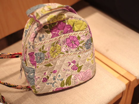 Vera Bradley(ヴェラ・ブラッドリー)のバッグの写真
