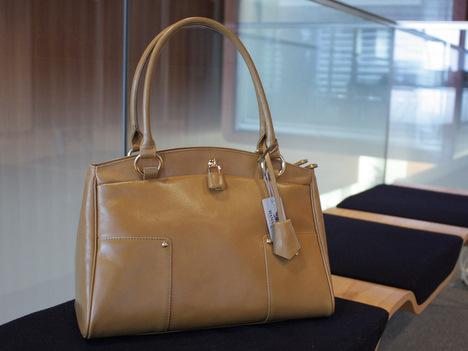 ハマノ/濱野皮革工芸のバッグ@ベルメゾンはこんな形の参考画像