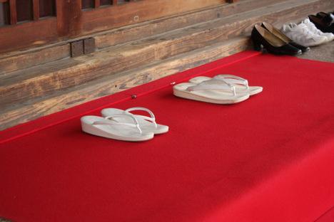 阿智神社の婚礼