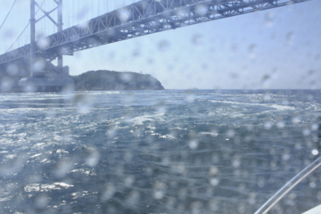 和歌山港~南淡・鳴門クルーズの写真