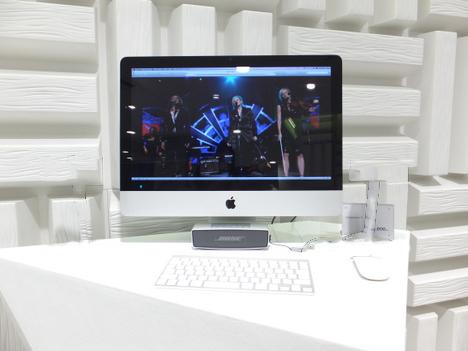 BOSEのSoundLink Mini Bluetooth speakerをMacに設置