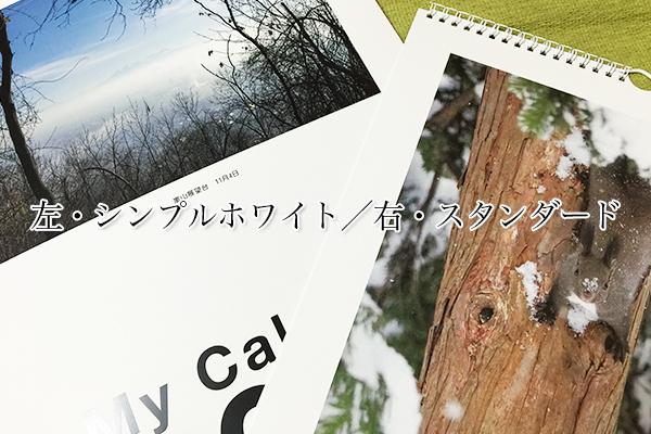 富士フイルムのマイカレンダー2016