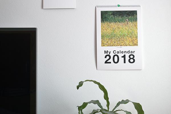 フジフイルム「マイカレンダー2019」、A3に新しいタイプが登場!の参考画像
